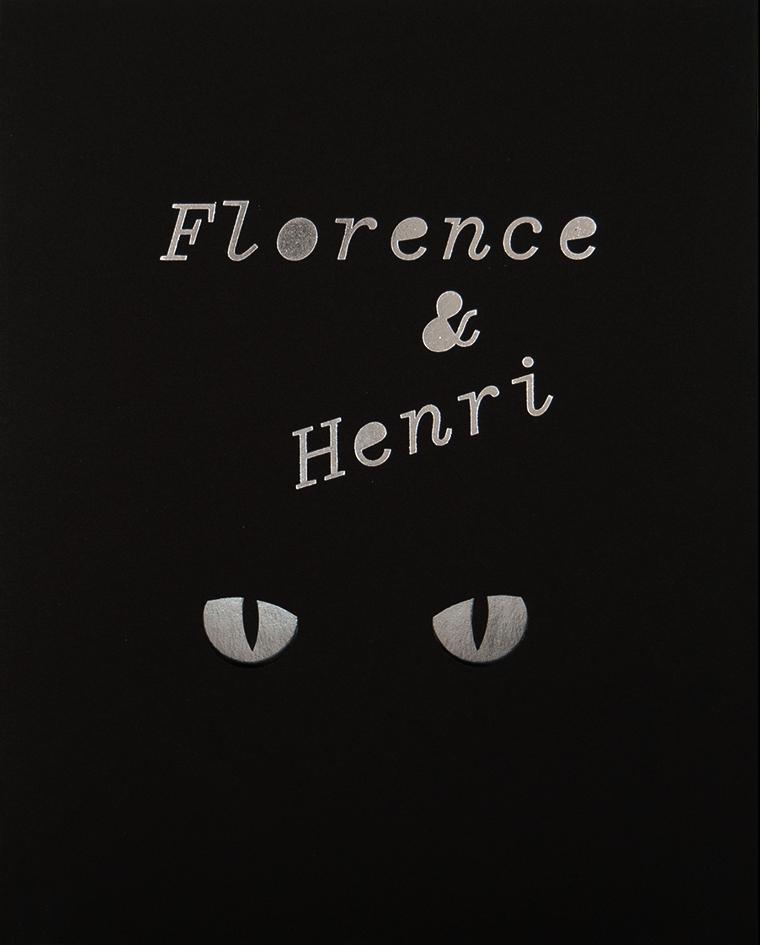 Florence & Henri: parution