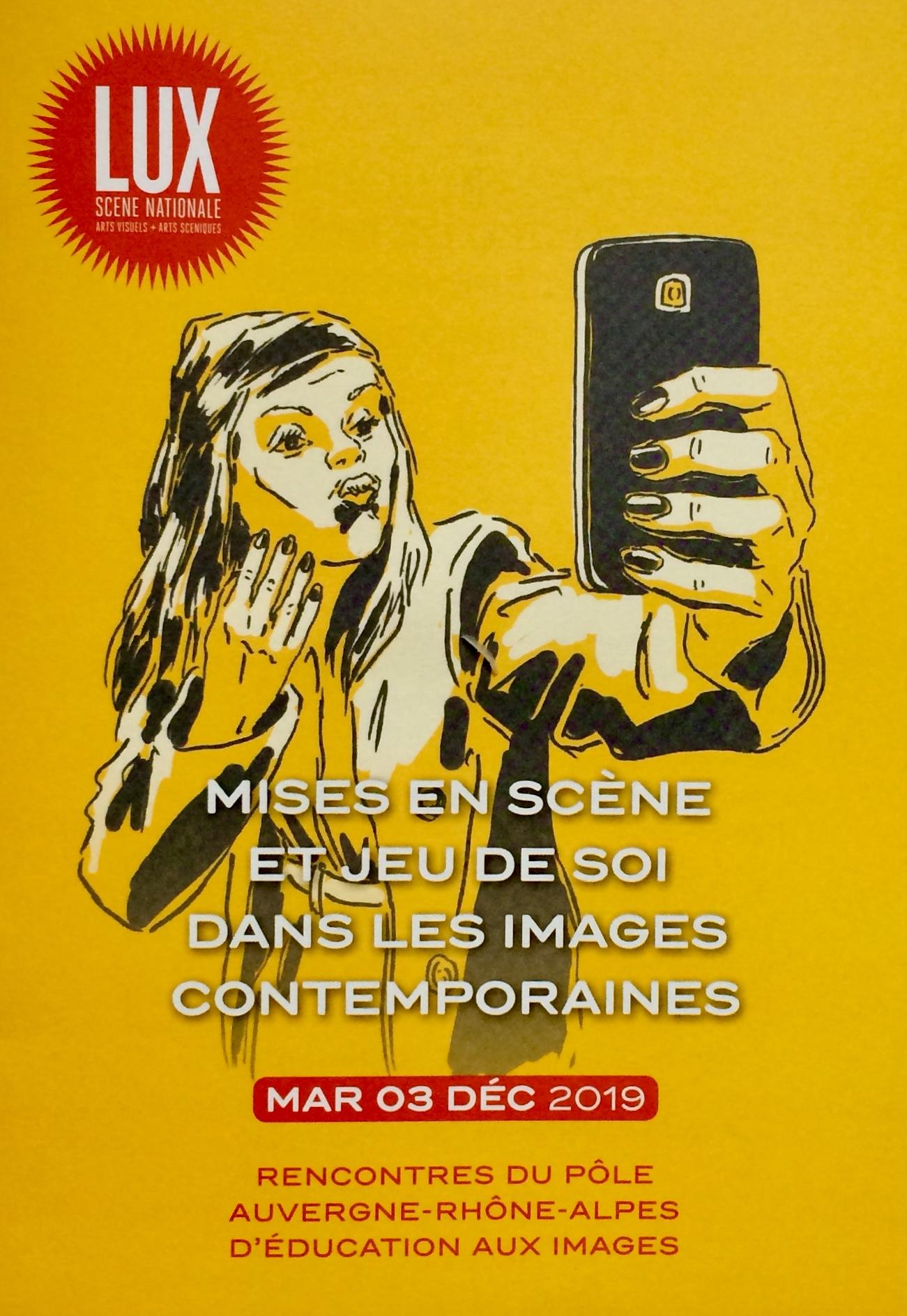 Mises en scène et jeu de soi dans les images contemporaines