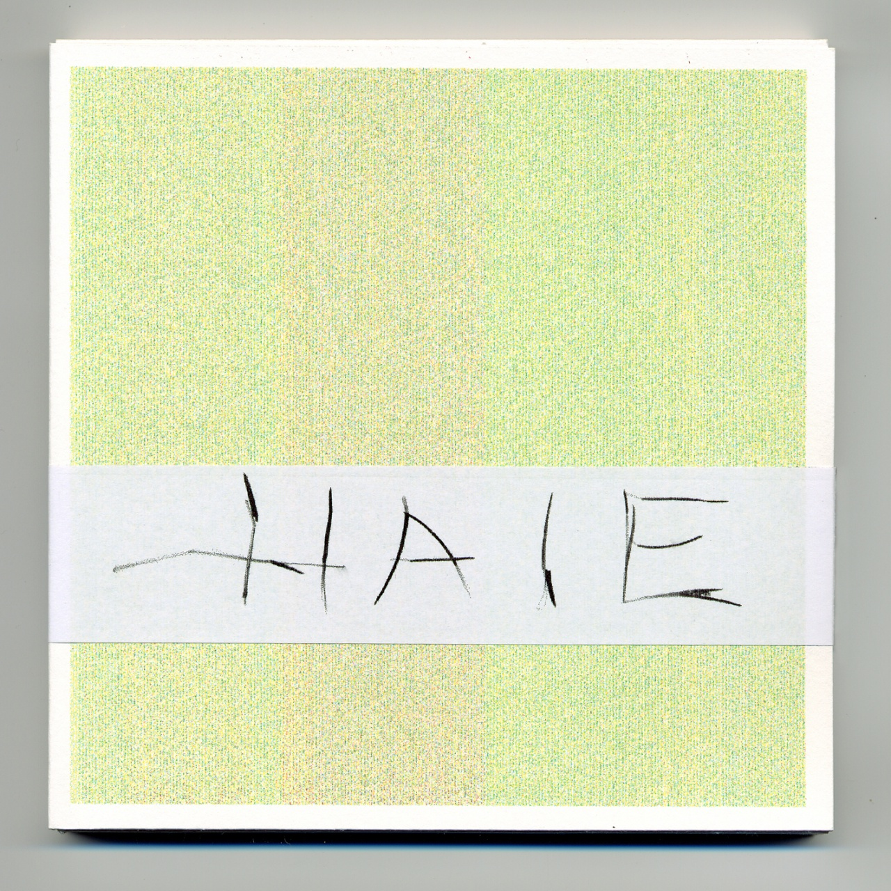 Haie: couverture